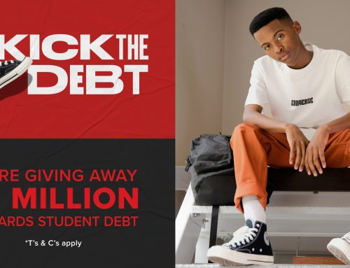 Converse Launches Student Debt Relief Campaign #Kickthedebt